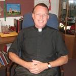 Pastor Brian Roberts of St. Luke's