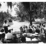 Church School Picnic ca 1946