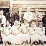 St. Lukes first confirmation 1924