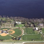 Arial Shot Central Winds Park (photo - City of Winter Springs)
