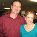 Cory Skeates and Michelle Yoffee Ertel