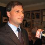 Candidate Paul Sladek (photo - CMF Public Media)