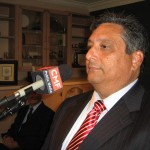Candidate Darrell Lopez (photo - CMF Public Media)