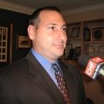 Candidate Robert Pollack, Jr. (photo - CMF Public Media)