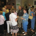 Venue for the candidate forum recorded Tuesday, October 5, 2010 at the Oviedo Woman's Club (photo - CMF Public Media)
