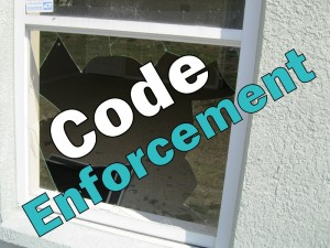 Code Enforcement (photo - CMF Public Media)