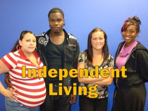 Independent Living: Aging Out of Foster Care (photo - CMF Public Media)