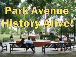 Park Avenue History Alive!