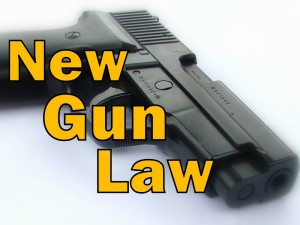 New Gun Law