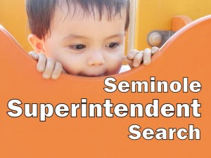 Seminole Superintendent Search title