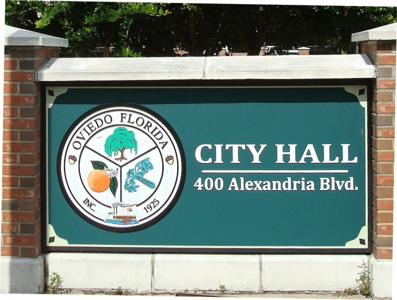 Oviedo City Council and staffoviedo city