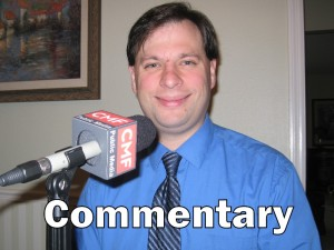 Commentary - Paul Sladek (photo & graphic - CMF Public Media)
