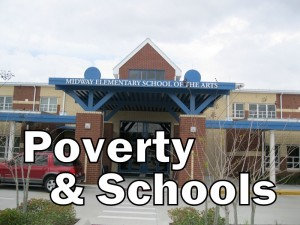 ABC's of Poverty & Schools title