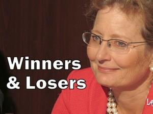 Winners & Losers title