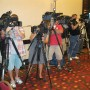 Local TV news cameras (photo - CMF Public Media)