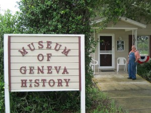 Geneva - History Alive title (photo - CMF Public Media)
