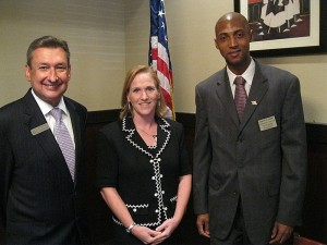 Seminole County Court Judicial Candidates (from left - Jeff Dowdy, Debra L. Krause and Jaimon H. Perry) (photo - CMF Public Media)