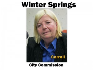 Winter Springs City Commission Elections