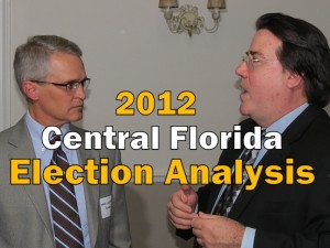 2012 Central Florida Election Analysis (photo - Charles E. Miller for CMF)