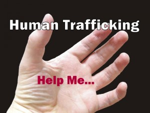 Human Trafficking (photo - 'Hand' Robby Bergen)