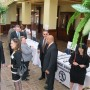 OCBA members arrive at Church St. ballroom in Orlando (photo - CMF Public Media)