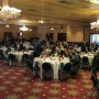 350 members and guests filled the Church St. ballroom (photo - CMF Public Media)