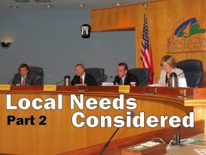 Local Needs Considered – Part 2 (photo - Charles E. Miller for CMF)