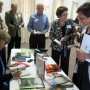 Book signing with Cynthia Barnett (photo - CMF Public Media)