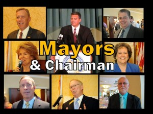 Mayors & Chairman