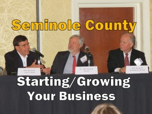Seminole County: Starting/Growing Your Business (photo - Charles E. Miller for CMF)