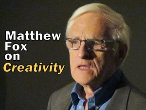 Title - Matthew Fox on Creativity