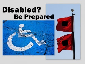 Disabled? Be Prepared title