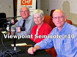 Viewpoint Seminole #10 title (photo - Charles E. Miller for CMF)