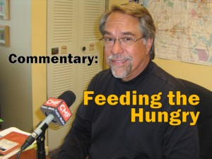 David Krepcho, president of Second Harvest Food Bank of Central Florida