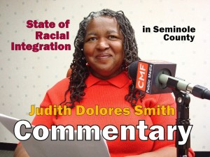 State of Racial Integration in Seminole County -- Judith Dolores Smith commentary