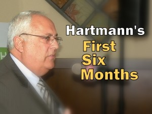 Hartmann's First Six Months