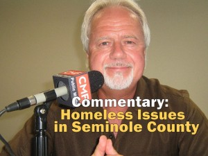Commentary – Homeless Issues in Seminole County