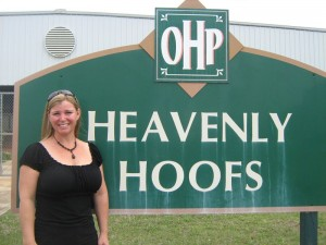 Heavenly Hoofs: Riding for the Disabled