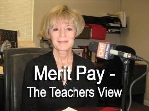 Merit Pay – The Teachers' View