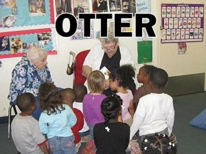 OTTER: Older Teachers Teaching Early Readers