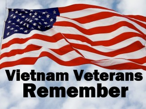 Vietnam Veterans Remember
