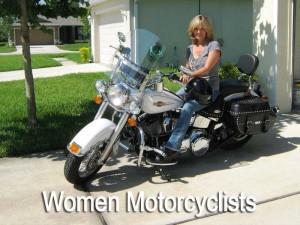 Women Motorcyclists