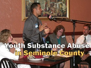 Youth Substance Abuse in Seminole County, Florida